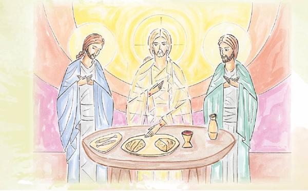 Eucaristia I - História da Salvação e Metodologia (EAD) - Turma II