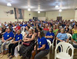 1500 catequistas recebem formação sobre IVC em Porto Alegre