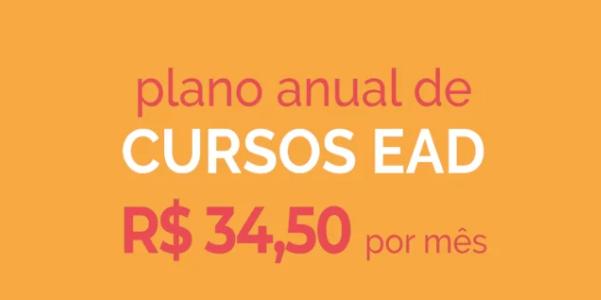 PLANO DE ASSINATURA ANUAL – CATEQUESE PAULINAS (EaD)